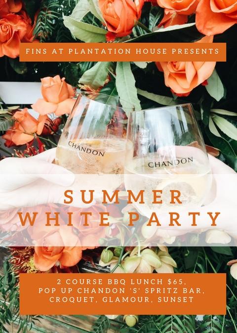 white-party-flyer